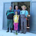 Три поколения Драгошинови са готови да се впуснат в новото начинание